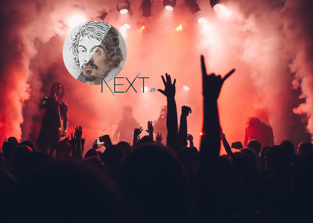 NextJS + Caravaggio, serve images like a rockstar!